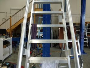 NATA Accreditation for Testing of Ladders and Stairways