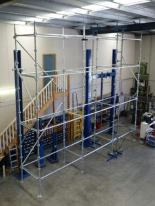 NATA Accreditation for Scaffold Testing